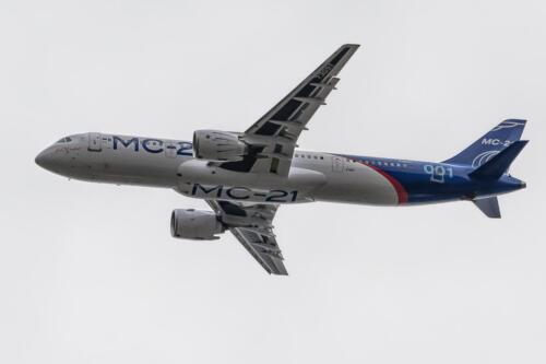 plane MS-21
