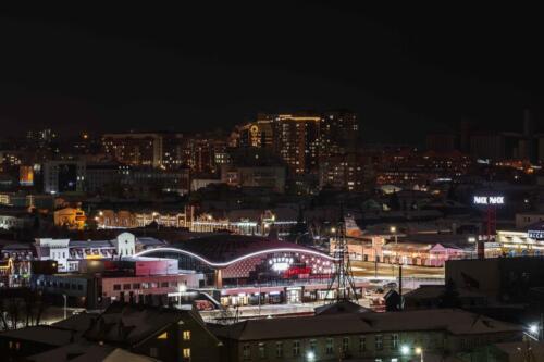 Барнаул обзорный снимок