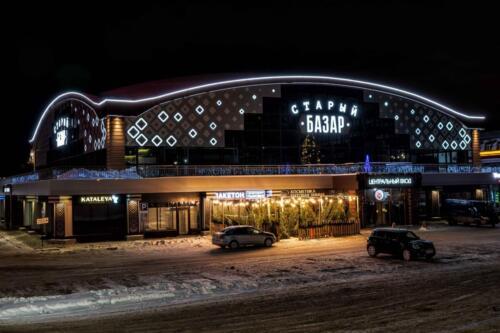 Барнаул старый базар