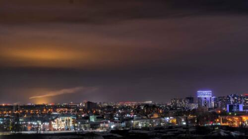 Barnaul overview photo