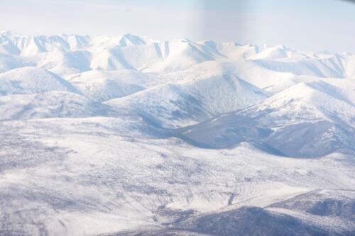 Северо-Муйский хребет, часть Станового Нагорья