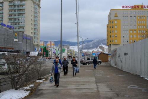 Улица Улан-Батора