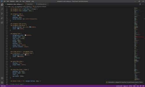 HTML код, компьютерная верстка сайта