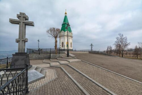 Часовня в Красноярске
