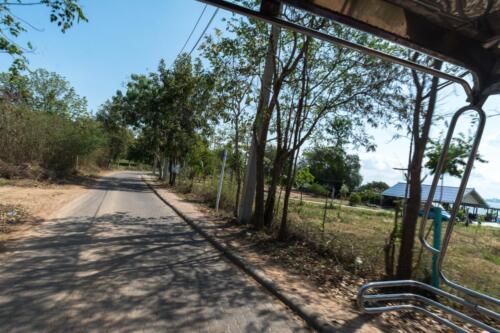 Поездка на Тик-Ток по острову Лан, Таиланд