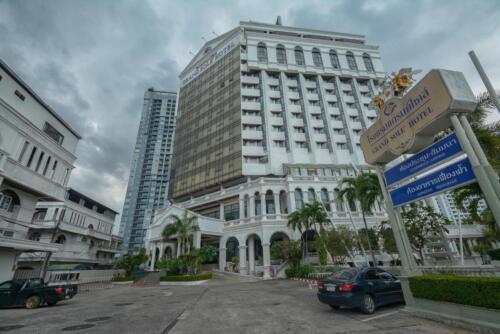 Отель в Паттайе