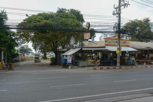 Pattaia, Second Road street