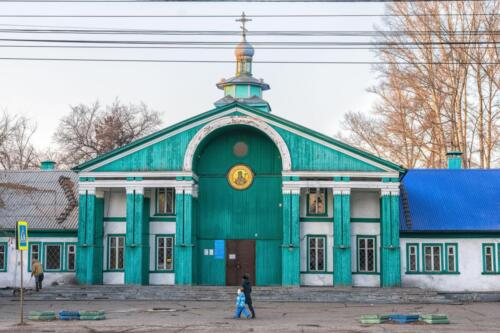 Приход Софрония Святителя Иркутского. Шелехов.