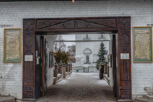 Tumen ворота Храма