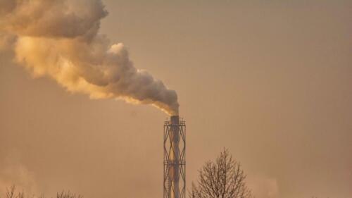дым окружающая среда