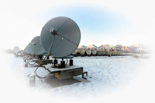 Солнечный радиотелескоп