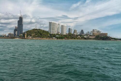sea near Pattay